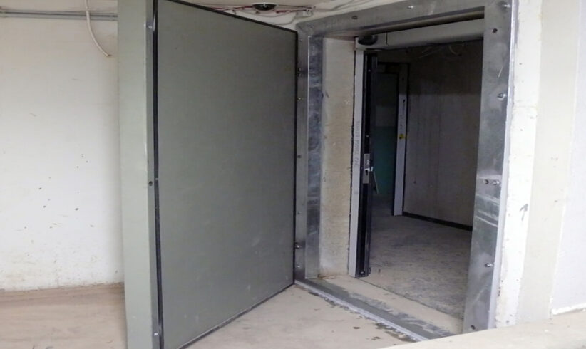 RS 4 Sided Sealed Flood Doors are installed permanently and are also accessible anytime.