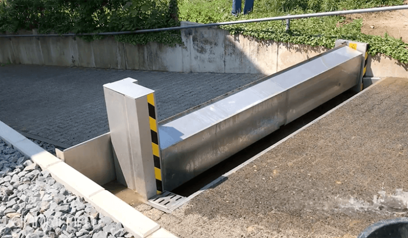 Anhamm flood barrier 3