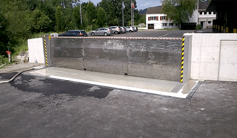 Anhamm flood barrier 7