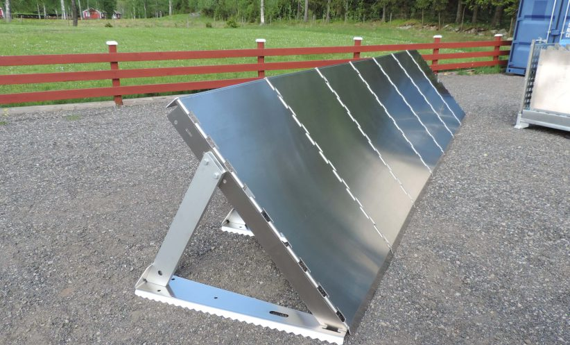 The Inero Mobile Flood Barriers are simple in structure, yet extremely durable and dependable.