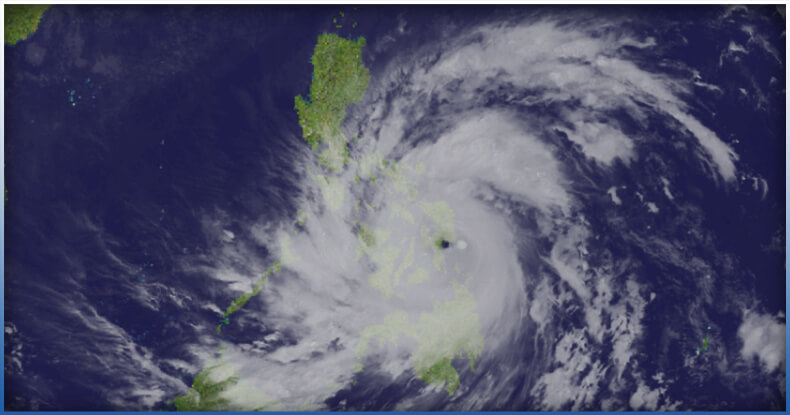 Super Typhoon Yolanda