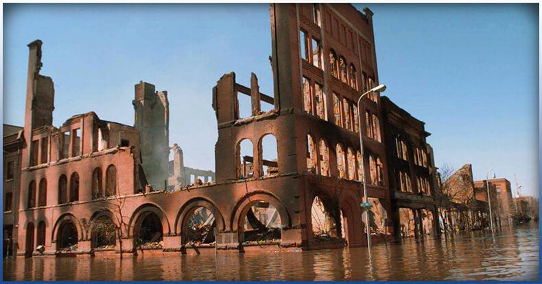 historical buildings torn down