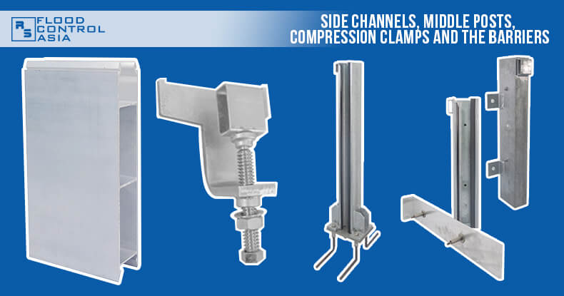 side_channels_middle_posts_compression_clamps_barriers