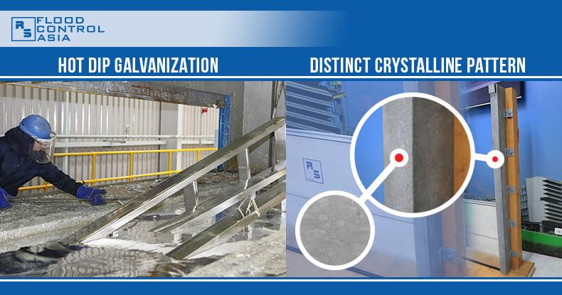 hot_dip_galvanization_crystalline_pattern