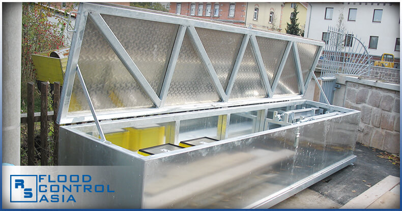 flood control barriers cabinet
