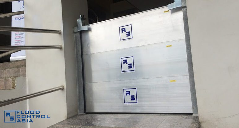 Flood Control Asia RS 1A express hotel flood barriers
