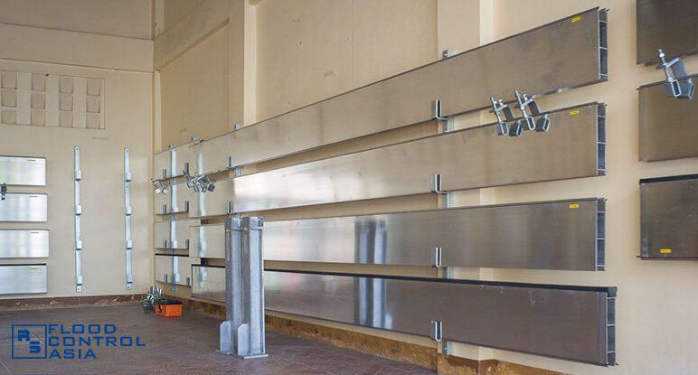Flood Control Asia RS Gloria Recidence House Storage