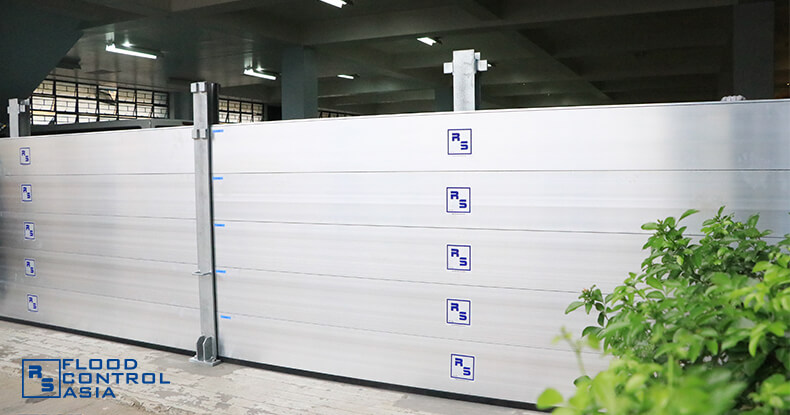 Flood Control Asia RS ready to use