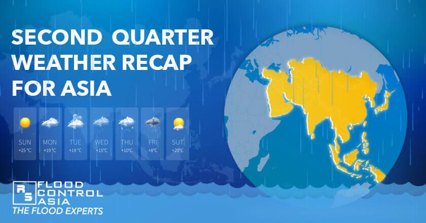 2nd quarter weather recap