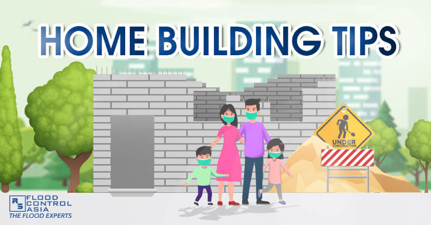 tips for building a house