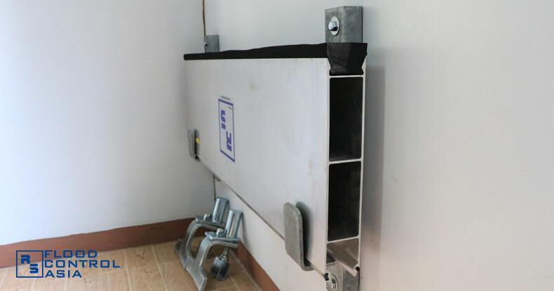 RS Demountable Barrier Storage rock