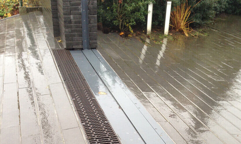 RS Self Rising Flood Barriers' permanency in a place do not hamper the operation around the facility.