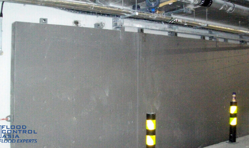RS Sliding Flood Gates are applicable for any plant site with long or wide passages.