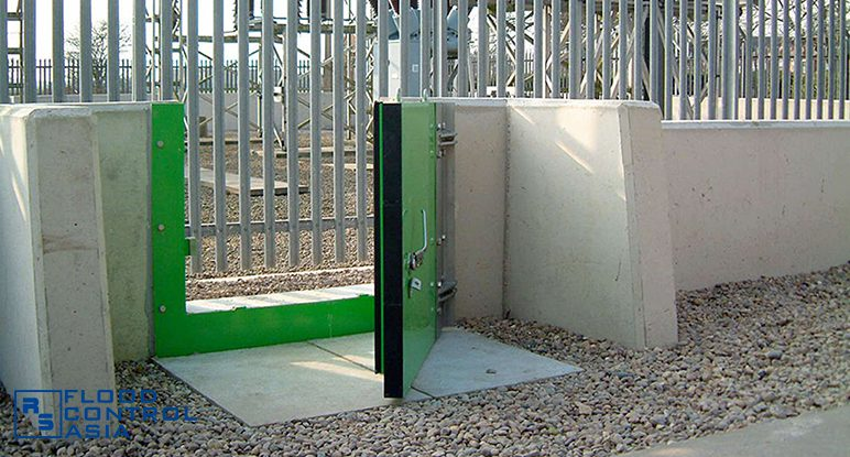 Swing-Hinge-Flood-Gate