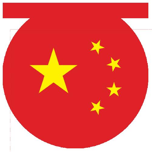 rs group china flag