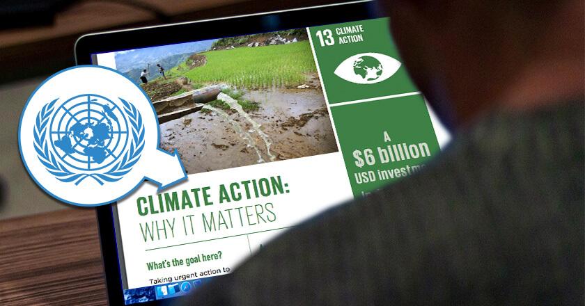 un_sustainable_development_goal_against_climate_change